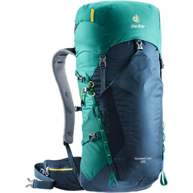 Deuter Speed Lite 26 Mochila, navy/alpinegreen